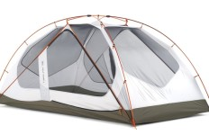 An updated classic, REI's Half Dome tent line includes the innovative option of a roomier 2-person design (REI photo)