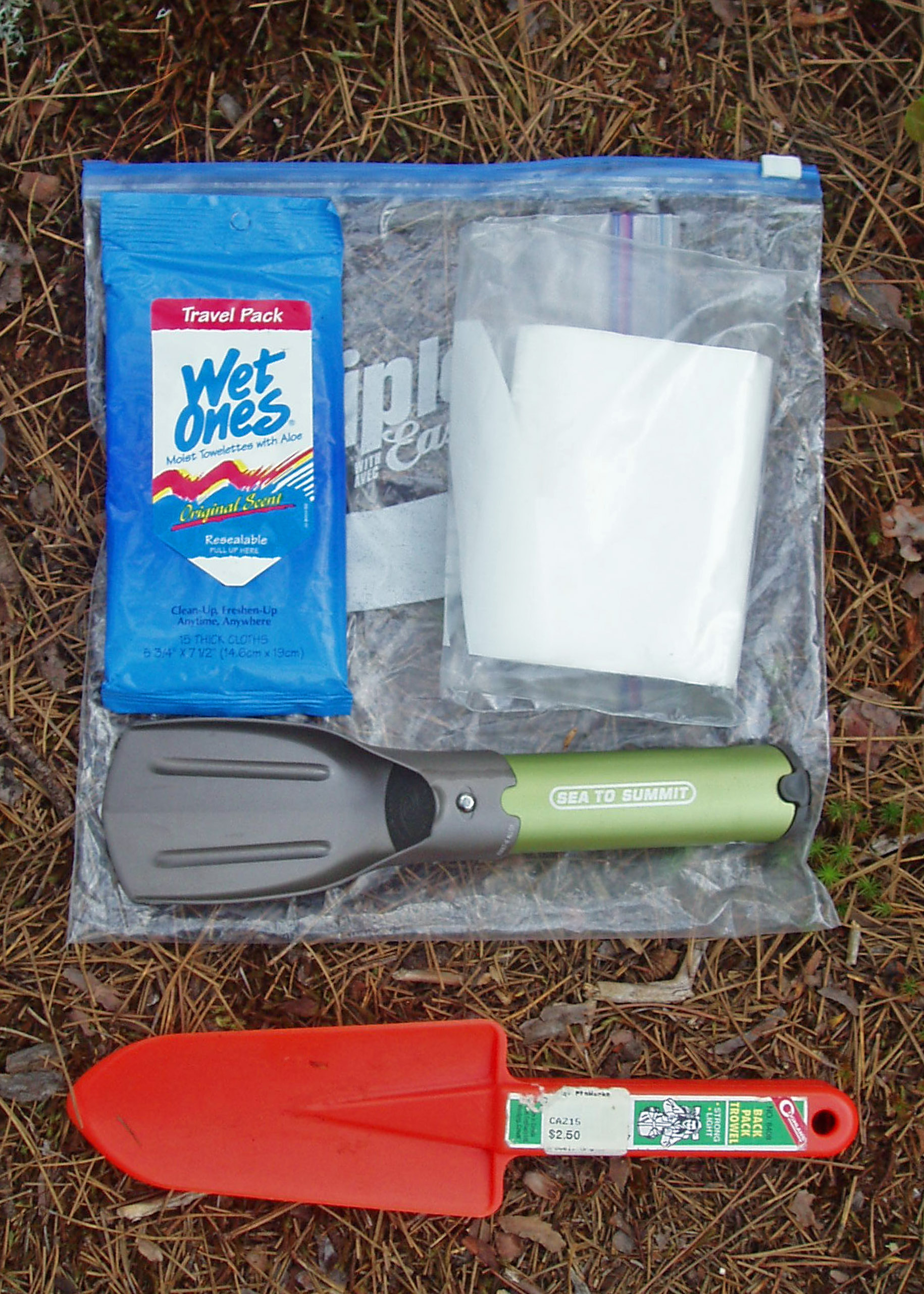 Keeping things clean in the backcountry isn't that hard. So don't let personal hygiene fears keep you from exploring.