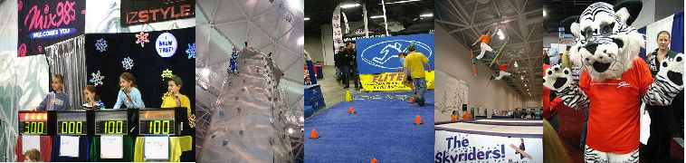 Get out and get ready for the ski season at the Boston Globe Ski & Snowboard Expo!