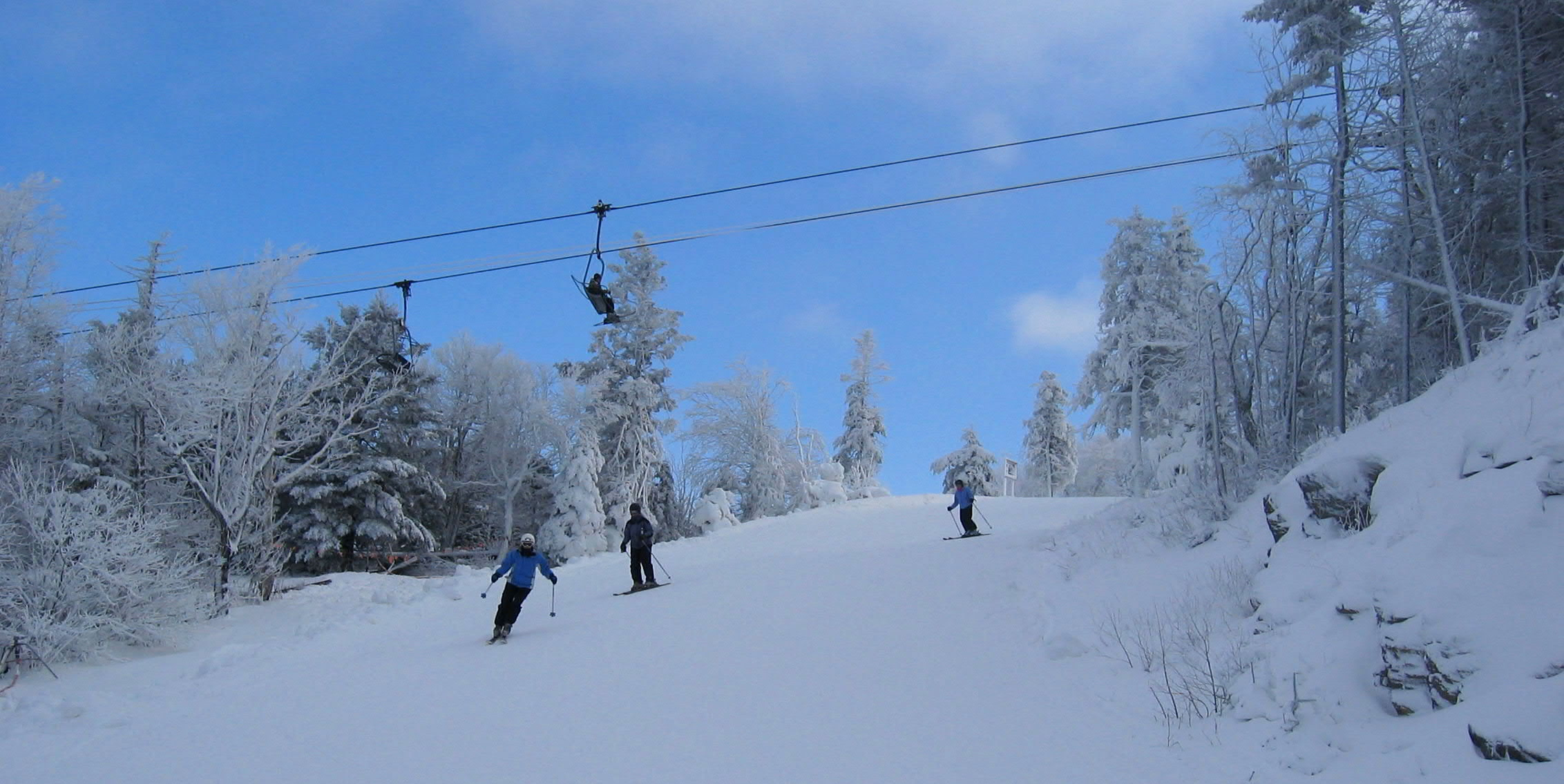 Correspondent Justin Jones travels to beautiful Mount Sunapee for opening day, which also happens to be his first day of skiing this winter season. He finds that the skiing is great, but his preparedness is not, and shares his lesson.
