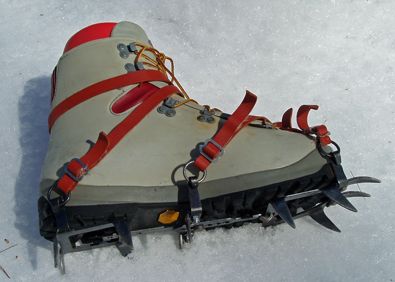 Out on the trails in winter, not having the traction you need can range from being slightly annoying to dangerous to deadly.