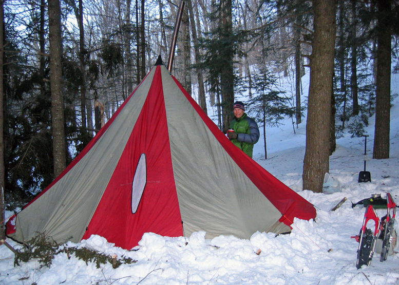 It turned out to be a pretty typical winter camping expedition: lots of fun, and enough challenge to make it memorable.
