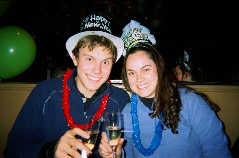 When I was younger, New Year's Eve meant a night of good food, fun and a struggle to stay up until midnight and see the ball drop.  Since I've gotten older, I have to confess that New Year's Eve has lost some of its appeal.   I seem to spend...
