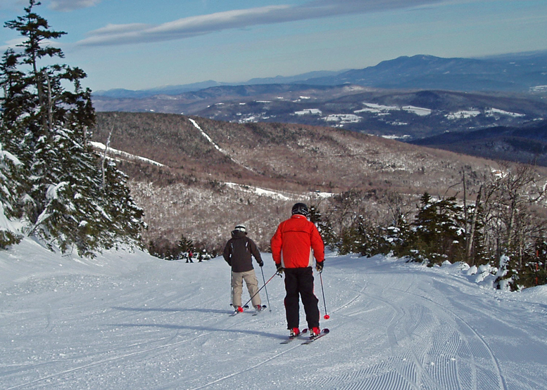 While I would never, ever, want to pick a single resort to settle down with and ski exclusively, if I had to pick one, it would have all the things that Sugarbush has going for it.