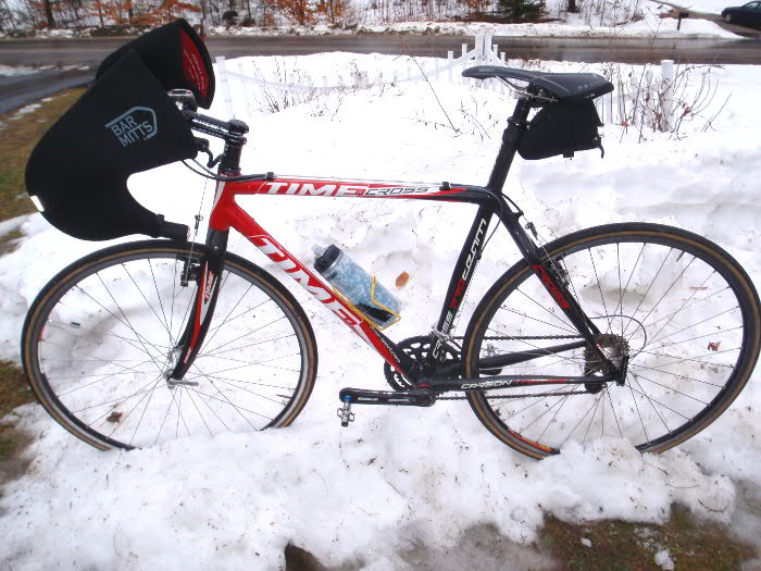 Winter cycling can be fun, safe, and comfortable...with some planning!