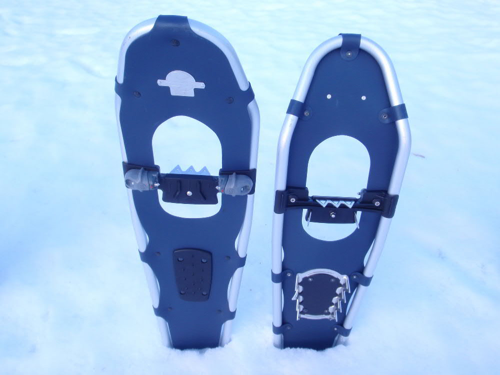 Here's a look specific snowshoe models we've actually used.