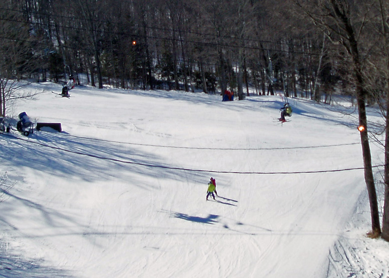Berkshire East is a family-friendly mountain with a good range of terrain, a new lift, and more!