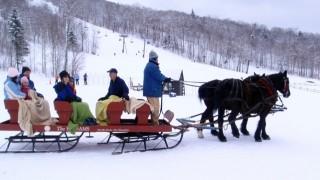 Balsams sleigh slopes H