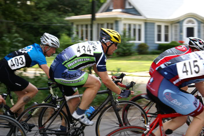 Bicycle racing SOUNDS scary, but can be a fun way to improve your fitness and increase your enjoyment on and off the bike.