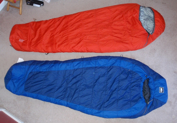 REI's Lumen +25 and L.L. Bean's Katahdin +20 are bargain sleeping bags, but which should you buy?