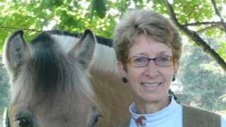 Barbara Thomke and friend horizontal-crop