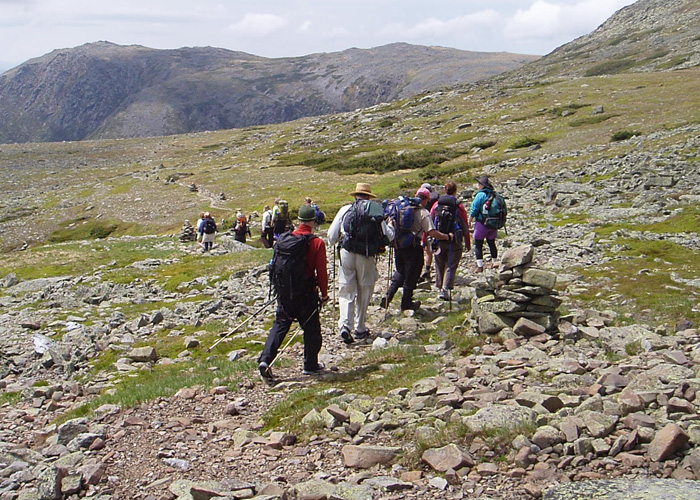If you've never done any hiking at all, a guided hike is a great way to get started. If you've already done some hiking, a guided trek is a way to safely push beyond the limits of your experience.