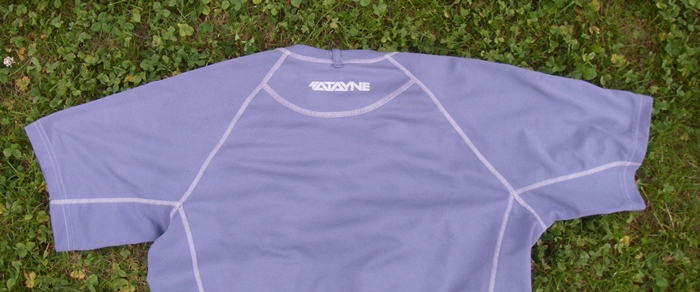 Can a small Maine company produce a competitive technical shirt with 100% recycled fabric?
