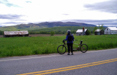 If you're biking in Vermont, be sure to allow plenty of time to just stop and admire the scenery.  (Tim Jones photo)
