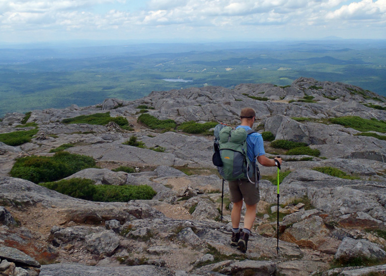 The Monadnock-Sunapee Greenway is an underutilized resource for summer hiking.