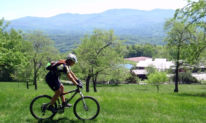A graduation trip of mountain biking, food, and wine through Quebec's Eastern Townships and Vermont is the ticket to relaxation!