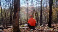 Fall is the best season to hike, and wearing hunter orange makes it safer than taking a bath in your own tub!