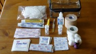 A do-it-yourself medical kit is easy, cheap, and more functional than a prepackaged kit you buy at a store.