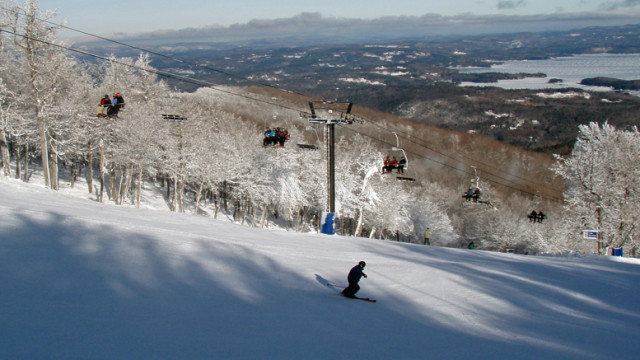 Mount Sunapee, 12-24-10 (Tim Jones photo)