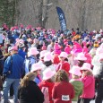 A great way to be active, have fun, help stomp out breast cancer! And a great place to relax afterward!