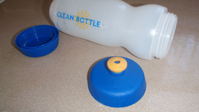 With a removable top AND bottom, the Clean Bottle makes hygiene simple (Pat Lyon-Surrey photo)