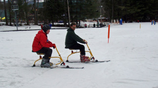 Snowbiking and tubing are two offerings for non-skiers  at Pats Peak (EasternSlopes.com photo)