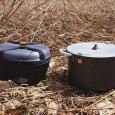 4 person integrated cooking/eating sets from GSI Outdoors & MSR prove to be functional, quality choices.