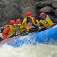 Whitewater rafting is pure sensory overload, a wild rollercoaster ride with smiles guaranteed.