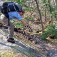 It's hard to describe how much difference trekking poles can make. When the going gets rough or slippery, the extra points of contact save you from many a slip and fall.