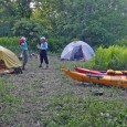 We prove that all you need is two days, one night, some basic camping gear, and a kayak for a wonderful vacation.