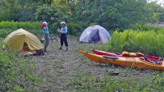 Connecticut River Kayak Camp 06-04-11 (Tim Jones photo)