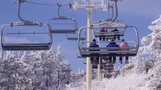Stratton chairlift