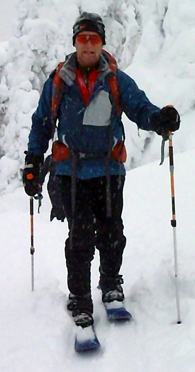 Meta Skis And Sliding Snowshoes Options For Winter