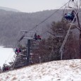 New snowmaking at King Pine gave us a wonderful day of skiing...and we learned some things, too!