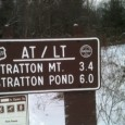Stratton is Vermont's eighth highest peak, and a great mountain for a hike on snowshoes as winter wanes in the valleys.