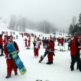 Take my advice and go skiing on Santa Sunday. Enjoy the happy crowd and the festive atmosphere. But then stay overnight and enjoy the empty slopes and excellent snow on Monday even more.