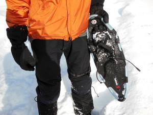 Kahtoola RNR running snowshoes
