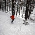 Running on Kahtoola RNR snowshoes makes for an exhilarating first-time aerobic workout and new reason to love the snow.