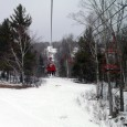 "On this ""busy"" Saturday, even on the most popular  groomed trails, the snow conditions late in the afternoon were just as good as they were first thing in the morning"