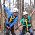 Zoar Outdoor in Charlemont, Massachusetts, offers all the right gear, and plenty of safety instruction to make both white water rafting and ziplining enjoyable while instilling confidence that you CAN do it.