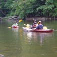 Even if you don't own a kayak or canoe, you and the whole family can have fun paddling this summer