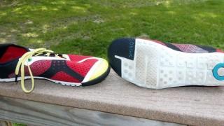 Ultra light, ultra flexible, the SKORA Phase is a dream shoe for adventure races. (David Shedd/EasternSlopes.com)