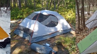 Different setting require different tents for comfort. Would one of these tents be right for you? David Shedd/EasternSlopes.com