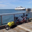 Try touring Falmouth, Woods Hole, and Martha's Vineyard by bike for just the right blend of relaxation, exercise and vacation fun!