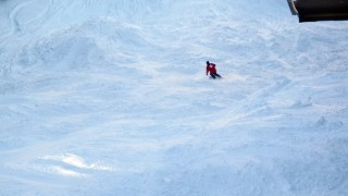 Even a day plus after the snow, there was plenty of powder and fun on Pine Brule. (David Shedd/EasternSlopes.com)