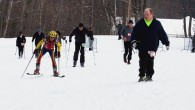 A winter race that goes up AND down a ski area? Count us in for exercise, fun, and camaraderie!