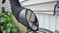 Finding a bicycle mirror that actually works well has been confounding all of our riders for a long time. Mirrors that mount on your helmet; mirrors that attach to your sunglasses; spot mirrors that go on your glasses lens; handlebar mirrors; the list goes on, and not many of them have worked, let alone worked well.