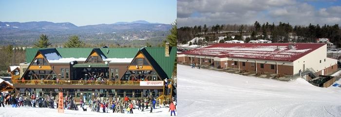 Pats vs Crotched lodge