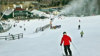 Loon Mountain snowmaking