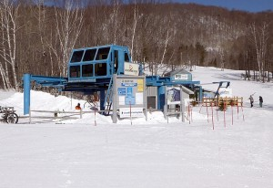 Black Mountain of Maine lift